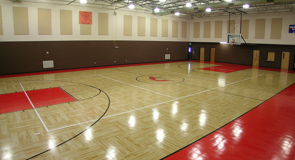 sports floor care